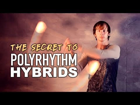 The Secret to Poi Polyrhythm Hybrids
