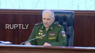 Russia: Turkey and Russia conduct first joint air strikes in Syria - Def Min
