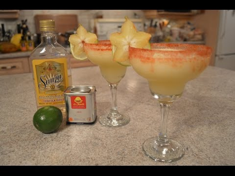How to Make Frozen Lonestar Margarita Cocktails: Cooking with Kimberly