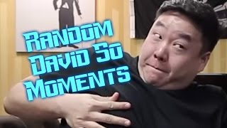 JustKiddingNews Random David So Moments