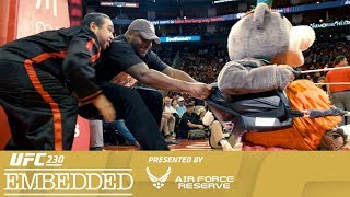 UFC 230 Embedded: Vlog Series - Episode 1