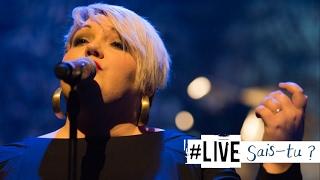 MATHILDE ⎟#Live : Sais-tu ? (Je t'attends)