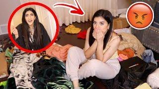 خربت غرفة اختي وسرقت اغلى اغراضها|عصبتت! (الانتقام)