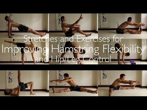 Improve hamstring flexibility (and strength)