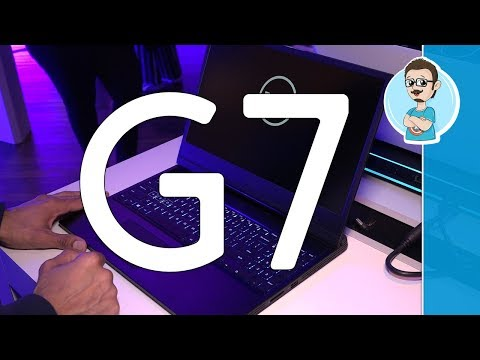 Dell G7 17-inch 7790 Gaming Laptop | CES 2019 | Informative Overview!