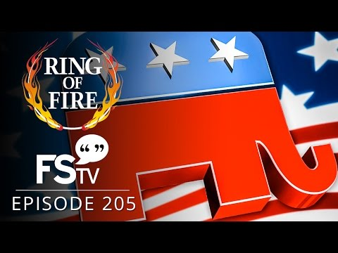 Free Speech TV | Episode 205 - A Dying Party - The Ring Of Fire