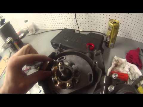 2004 KTM 125SX : Bottom End Rebuild Part 4