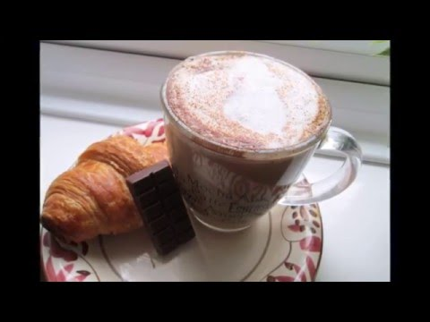 how to make real cappuccino at home, no machine, no cappuccinomaker