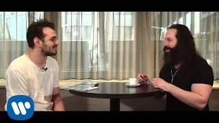 #WarnerSquad - John Petrucci (Dream Theater) interviewed by Davide Ferrario