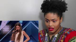 Courtney Hadwin -America's Got Talent 2018 Audition // REACTION!!!