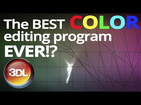 Is this the most powerful color editing software ever? - 3D LUT Creator 💻