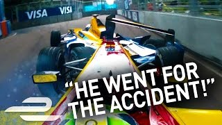 Crashes, Disqualifications & Team Orders! Formula E