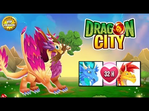 Dragon City - How to Breed a Peace Dragon [BREED FOR PEACE]