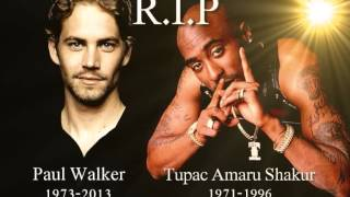 "Charlie Puth feat.  2Pac ""See You Again Remix"""