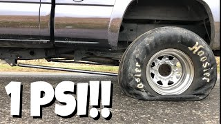 Boosted Launches on FLAT Drag Slicks