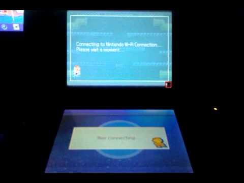 Custom Nintendo Wi-Fi Connection server testing