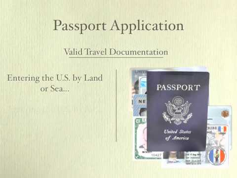 Apply for a Passport at the U.S. Consulate General in Vancouver