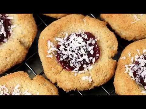 Keto Recipe - Amaretti Cookies