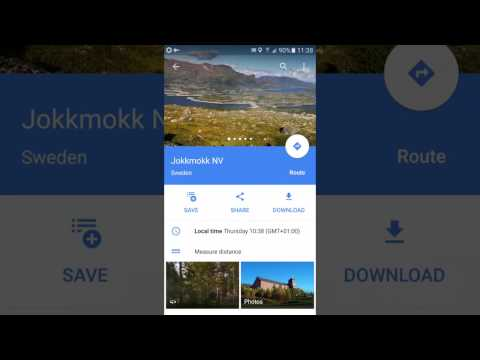 Google Maps: How to save a place and create a list of your favorite places