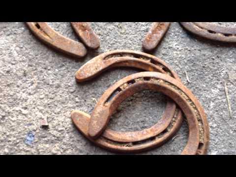 Welding Horseshoes