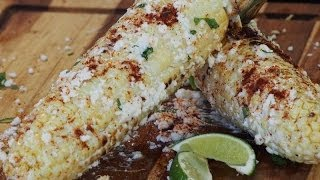 Mexican Style Grilled Corn On The Cob Recipe Elote