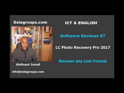 Software Reviews 97 LC Photo Recovery Pro 2017