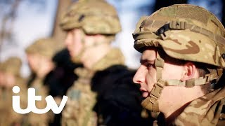 Download The Paras: Men of War | The Recruits Face Their First Field Exercise | ITV Video
