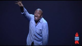 """Tituss Burgess """"And I Am Telling You..."""" - Broadway Backwards 2013"""