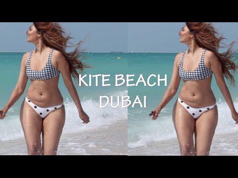 Xxx Mp4 EXPLORING THE AMAZING KITE BEACH DUBAI Bosslady Shruti 3gp Sex
