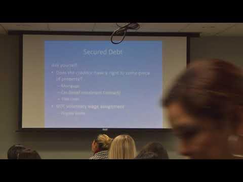 LAF domestic violence training: Consumer law