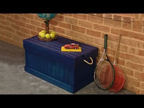 How to Build a Wooden Storage Chest