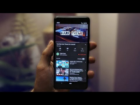 YouTube Dark Theme For Android - Will It Save Battery Life?