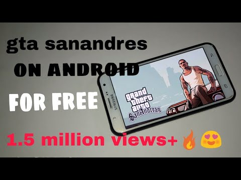 how to download and install gta san andreas on android for free 2017
