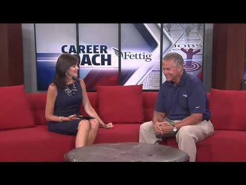 Career Coach Kim Fettig on Fox 17 - Soft Skills