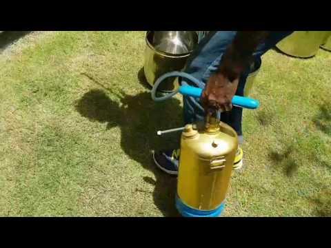 Garden termite treatment