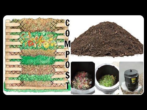How to | Compost | Starting a Compost Bin | Home Made Garden Soil | DIY | Cheap | Itsmrsshasha