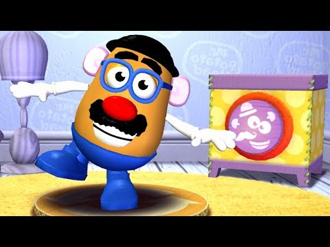 Toy Story's 🥔 Mr. Potato Head Game ⭐️ Top Best Apps For Kids
