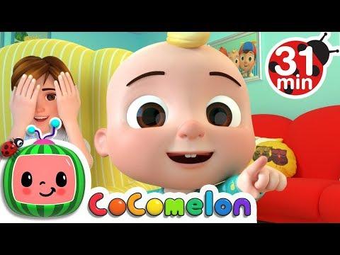 Xxx Mp4 Peek A Boo Song More Nursery Rhymes Amp Kids Songs CoCoMelon 3gp Sex