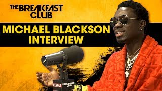 Michael Blackson Opens Up About Son's Drug Issues, Love For Ashanti + More