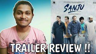 Sanju |  Teaser Trailer Reaction | Teaser Trailer Review | Sanjay Dutt Biopic | Ranbir Kapoor |