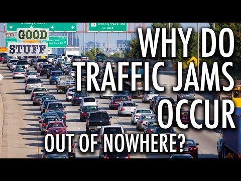Why do Traffic Jams Occur out of Nowhere?