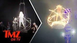 Taylor Swift Stage Malfunction! | TMZ TV