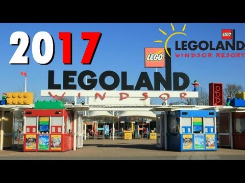 LEGOLAND WINDSOR 2017 PART 1