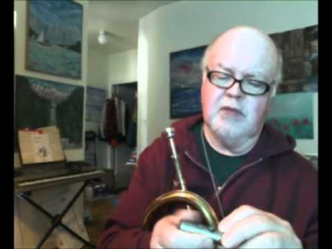 Clean Those Valves  flugelhorn,trumpet,cornet.wmv