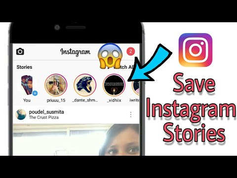 2018-How To Download Instagram Story On your android Device{HINDI}