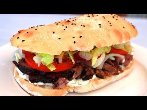 How To Make Doner Kebab - Video Recipe