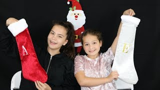 STOCKING SWITCH UP CHALLENGE | SISTER FOREVER