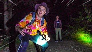 Exploring UK's Most Haunted Forest *Hide & Seek*