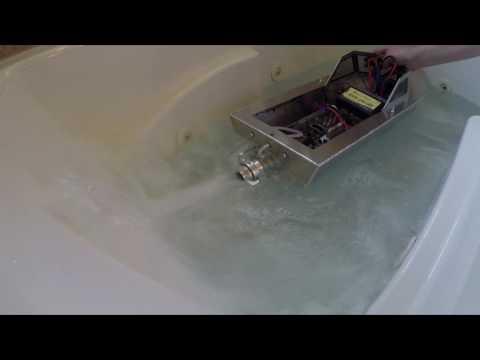 Aluminum RC Jet Boat - (part 1): Intro HUGE Jet Drive!!! 32