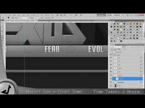 Nexus Youtube Background - Contest Entry Speed Art